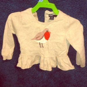 Baby gap infants sweatshirt